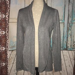 CYRUS~Soft Knit Open Front Cardigan Sweater~M